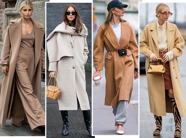 Фото №1 - С чем носить бежевое пальто: модные идеи на любой случай