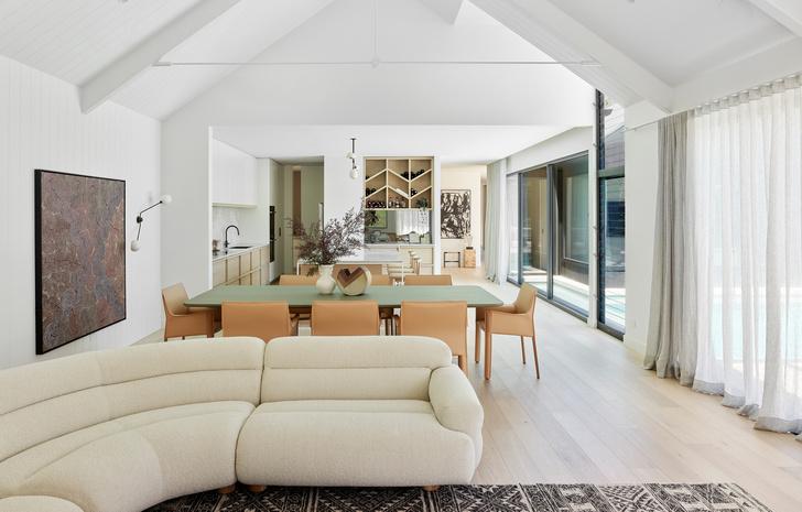 Фото №2 - Дом в светлых тонах в Австралии