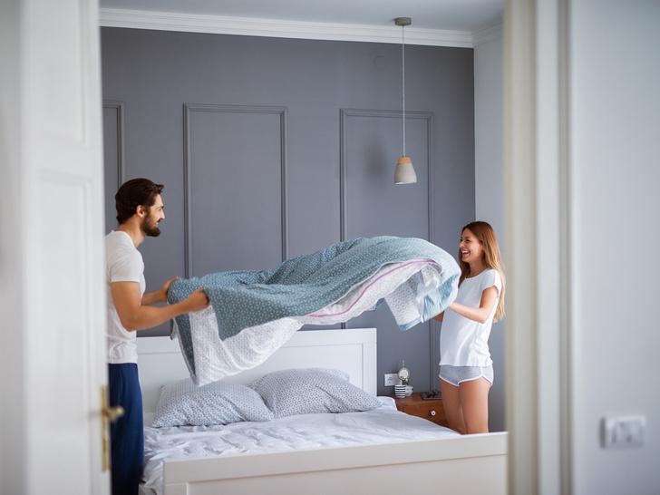 Фото №10 - Страстный красный или спокойный синий: как цвет интерьера влияет на отношения в паре