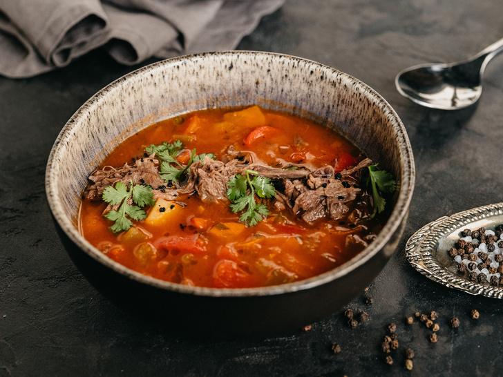 Фото №6 - Зимнее меню: 9 рецептов согревающих супов со всего мира