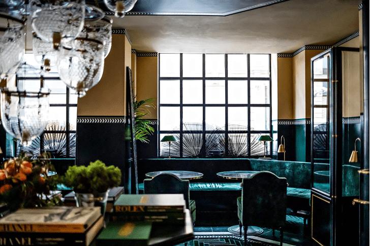 Фото №2 - Парижский отель с английским очарованием