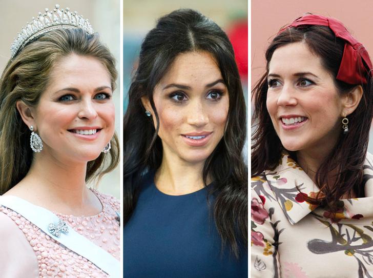 Фото №1 - Без затей: что на голове у беременных принцесс
