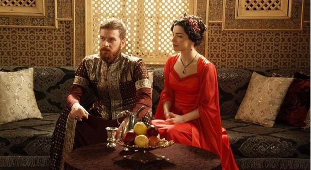 Актрисы сериала Великолепный век