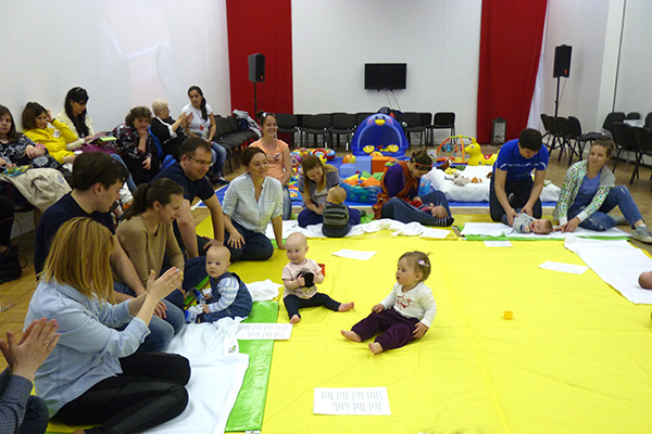 Фото №11 - Журнал «Счастливые родители» на фестивале «СТАРТ АП»