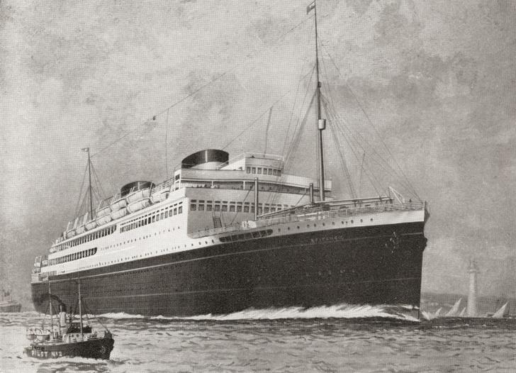 Фото №4 - Непотопляемая: история Вайолетт Джессоп, которая выжила после крушения трех кораблей, включая «Титаник»