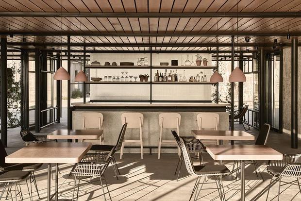 Фото №27 - Отель в здании заброшенной винодельни в Греции