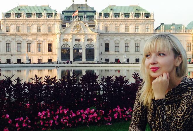 Фото №1 - Стоит захотеть: как девчонка из глубинки построила бизнес в Вене