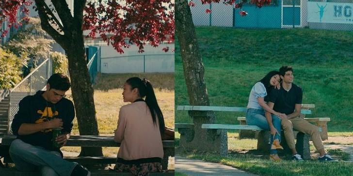 Фото №8 - «Всем парням: С любовью…»: 10 самых классных моментов в фильме