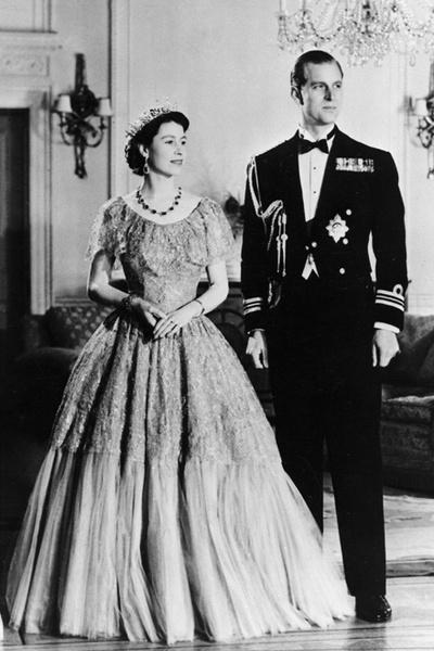 Фото №5 - Королевская любовь длиною в жизнь: Елизавета II и Филипп