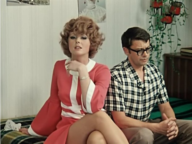 Мода СССР: 30 крутых образов из советских фильмов