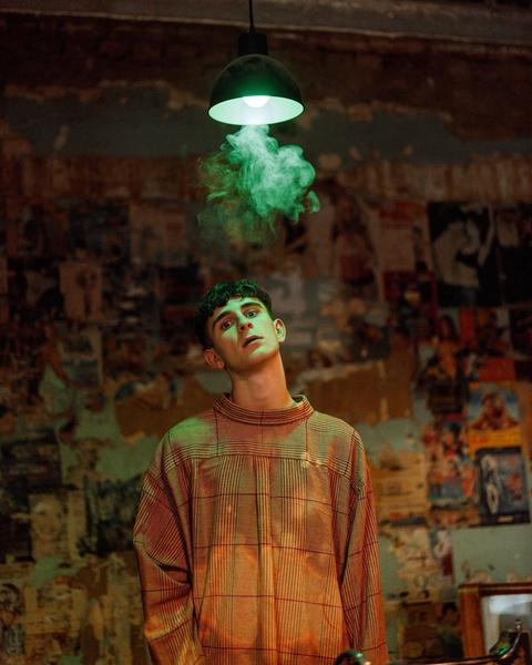 Фото №9 - Одиночество в дурдоме: сумасшедшая фотосессия Артура Бабича 🤯