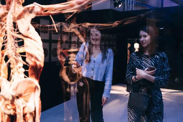 Фото №4 - «Такой анатомии не надо бояться, ее надо знать»: посетители высоко оценили выставку Body Worlds