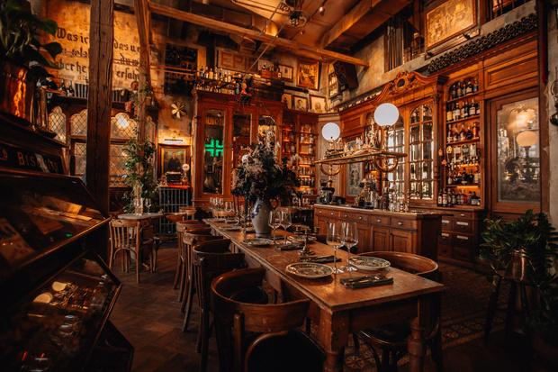 Фото №3 - Итоги года: топ-10 лучших баров России и Украины