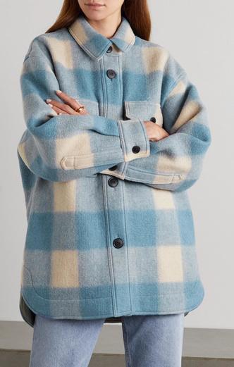 Фото №3 - Самая модная верхняя одежда осени: где искать куртки-рубашки (и с чем их носить)
