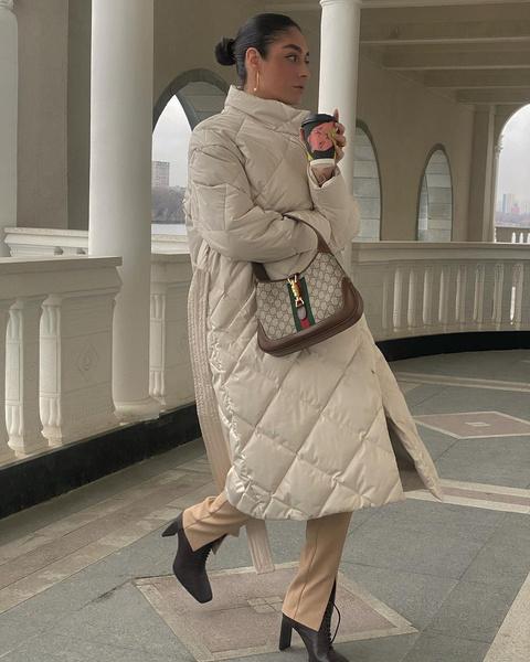 Фото №2 - Обувь с квадратным мысом: как носят фэшн-блогеры 👢
