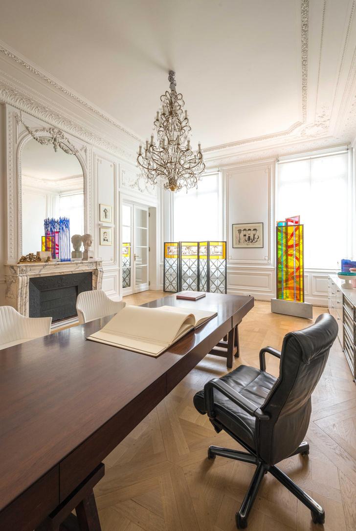 Фото №7 - Парижский офис Жозефа Карама