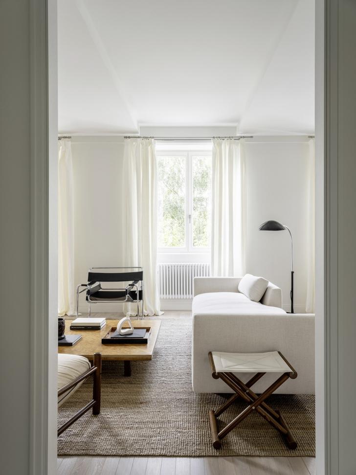 Фото №3 - Светлая и уютная квартира для молодой семьи в Москве