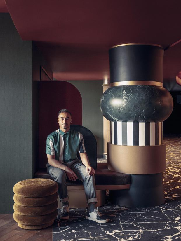 Фото №6 - Яркий дизайн-отель в Париже