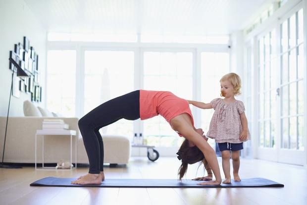 Фото №1 - Избавляемся от диастаза: 8 эффективных упражнений