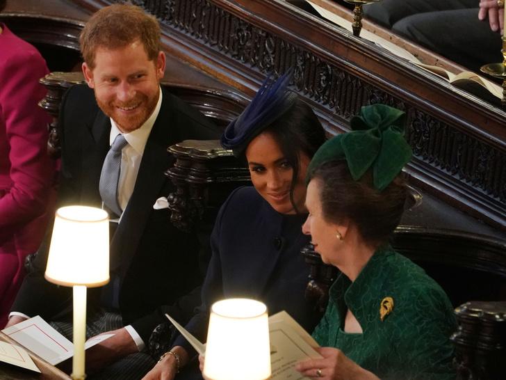 Фото №3 - Невестка с проблемами: почему принцесса Анна была против свадьбы Гарри и Меган