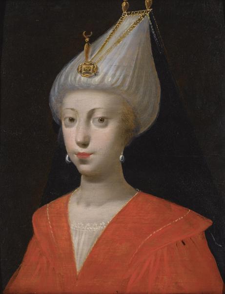 Фото №2 - Украинка маленького роста и нос горбинкой: как на самом деле выглядела Хюррем из «Великолепного века»
