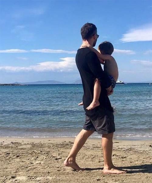 У сына Жанны Фриске нашелся новый отец