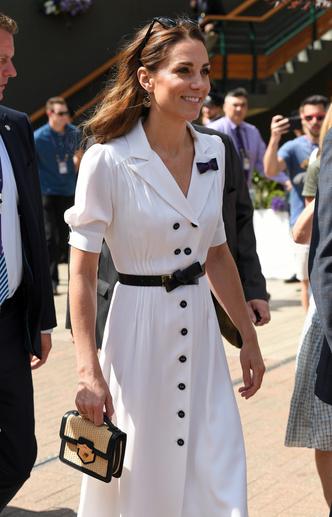 Фото №13 - От Елизаветы до Кейт: культовые наряды королевских особ на Уимблдоне