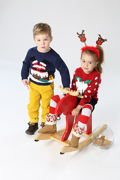 Фото №6 - Как модно одеть ребенка на праздник