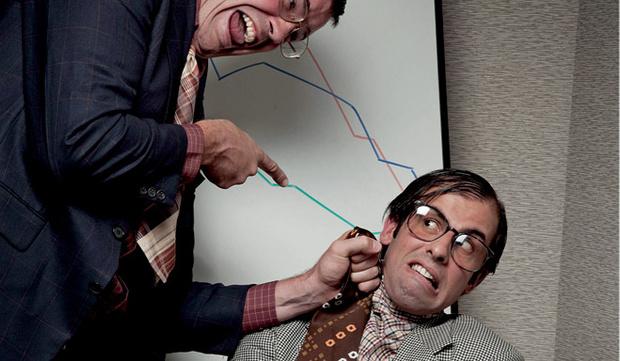 Фото №1 - Как правильно проводить совещания