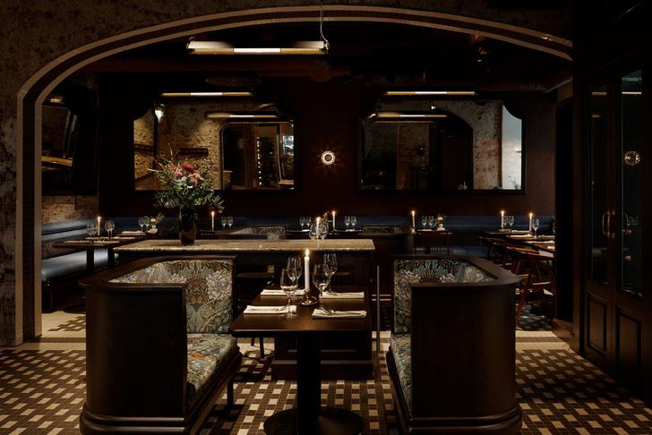 Фото №7 - Французский ресторан Bardot в Хельсинки