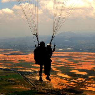 Фото №10 - Гадаем на парашютах: в какой день недели тебе всегда везет? 🪂