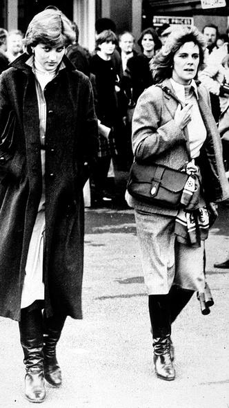 Фото №4 - От подруги принца до будущей королевы: эволюция стиля Камиллы Паркер-Боулз
