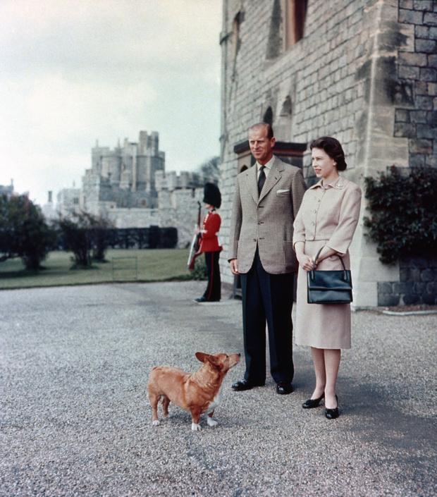 Фото №9 - 16 архивных фотографий в память о принце Филиппе