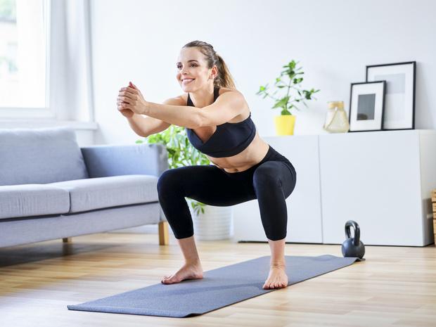 Фото №4 - Домашние тренировки: как получить результат не хуже, чем в спортзале