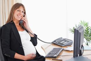 Фото №1 - Беременность и работа: расставляем приоритеты