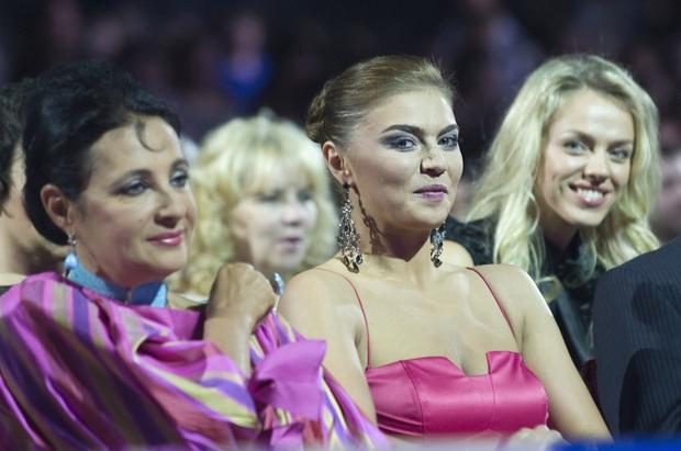 Ирина Винер, Алина Кабаева