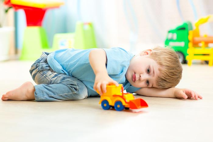 Фото №1 - Игрушки для маленьких мальчиков
