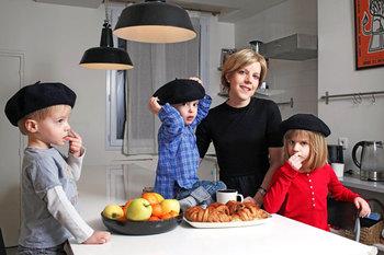 Фото №1 - Французские дети не плюются едой
