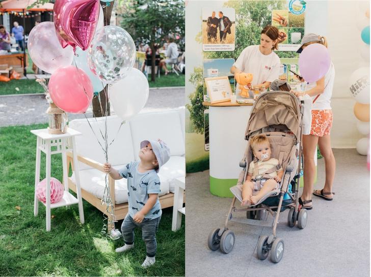 Фото №2 - Веселый праздник от PARENTS на Self MAMA DAY