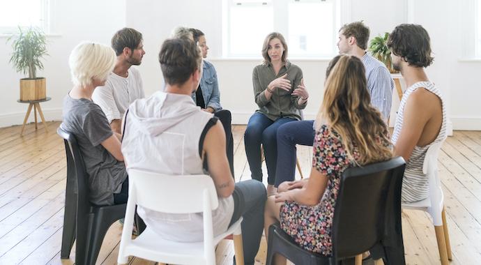 Групповая терапия: 12 советов, как получить максимальную пользу