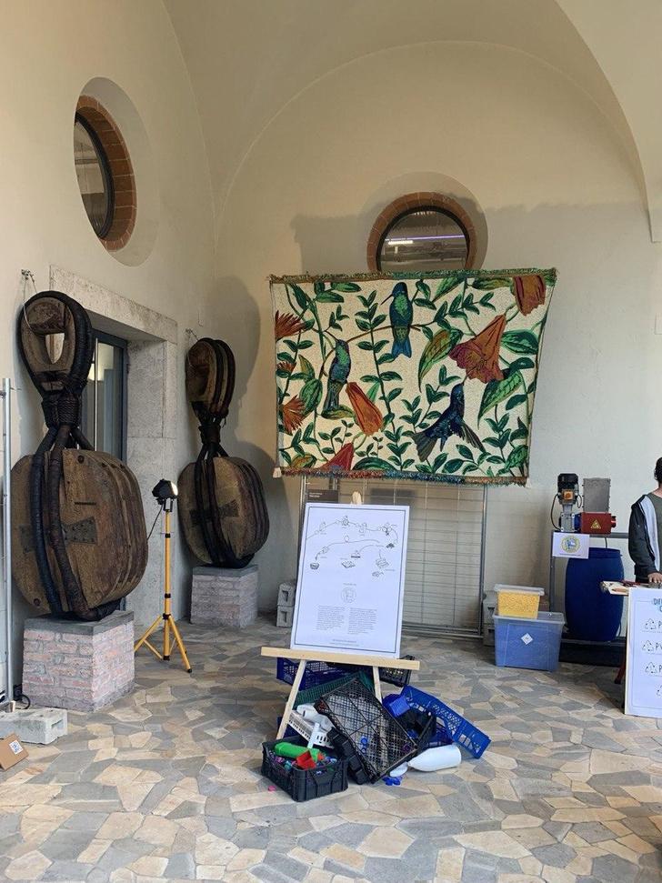 Фото №6 - RO Plastic Prize 2020: репортаж с выставки в Милане