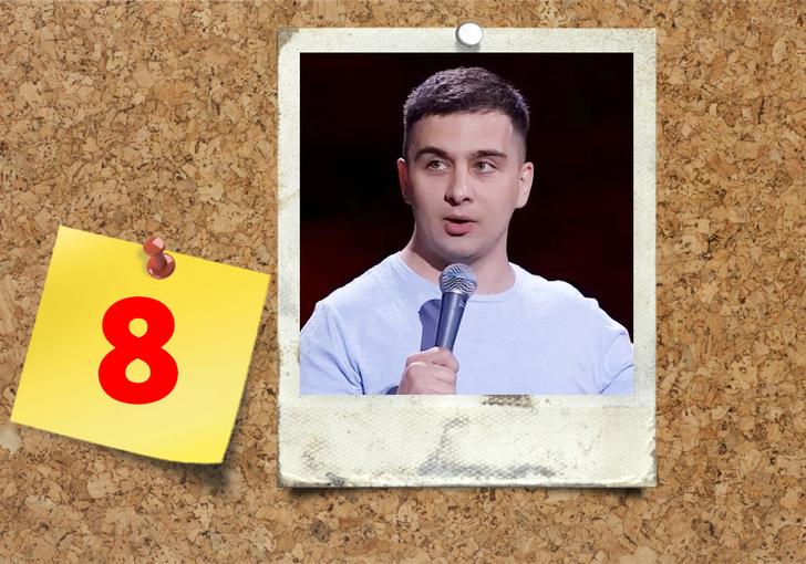 Фото №4 - 10 лучших стендап-комиков России