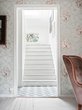 Фото №14 - Уютная квартира с мансардой в Швеции