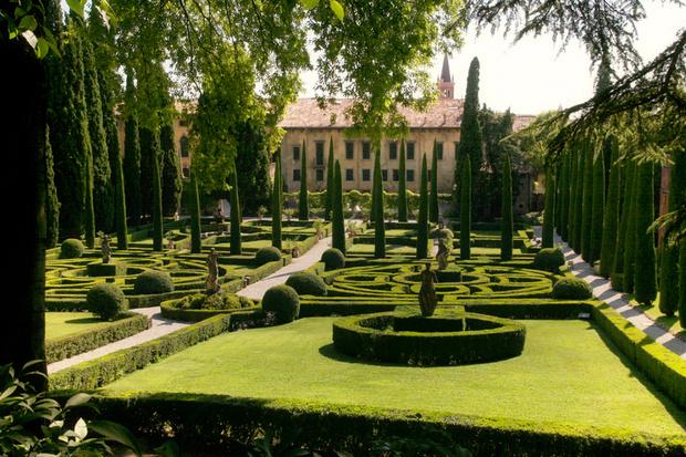Фото №1 - Самые красивые парки Италии: Топ-6