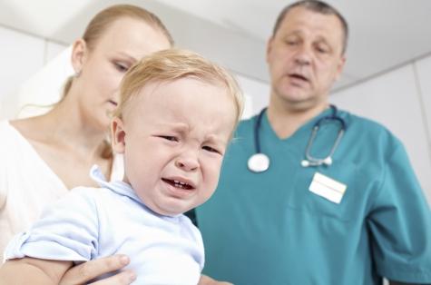Ложный круп у детей: симптомы и лечение.
