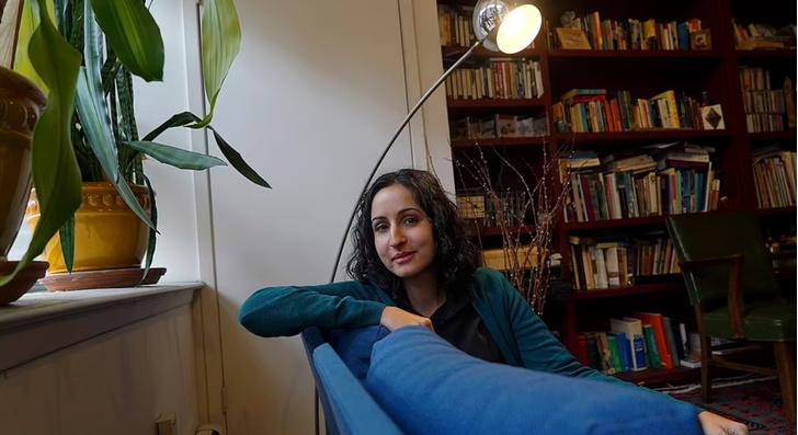 Фото №2 - Хипстерский стиль и квартира в элитном районе Нью-Йорка: как живет дочь бежавшего из страны президента Афганистана