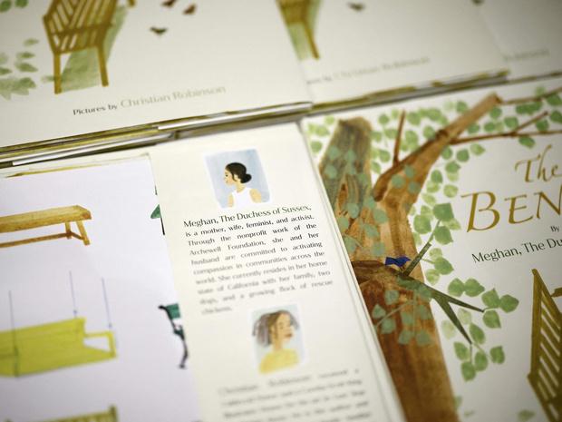 Фото №2 - Новая профессия: Меган пробует себя в качестве автора детских книг (но пока не имеет успеха)