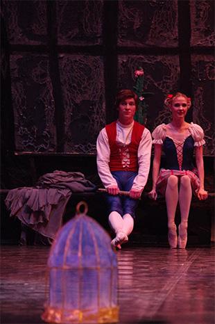 Фото №3 - Балет «Синяя птица» в Театре Н. Сац