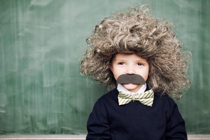 признаки одаренного ребенка, признаки гениального ребенка, высокий IQ