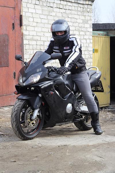 Фото №14 - Байкеры Ульяновска: 15 признаний в любви мотоциклу